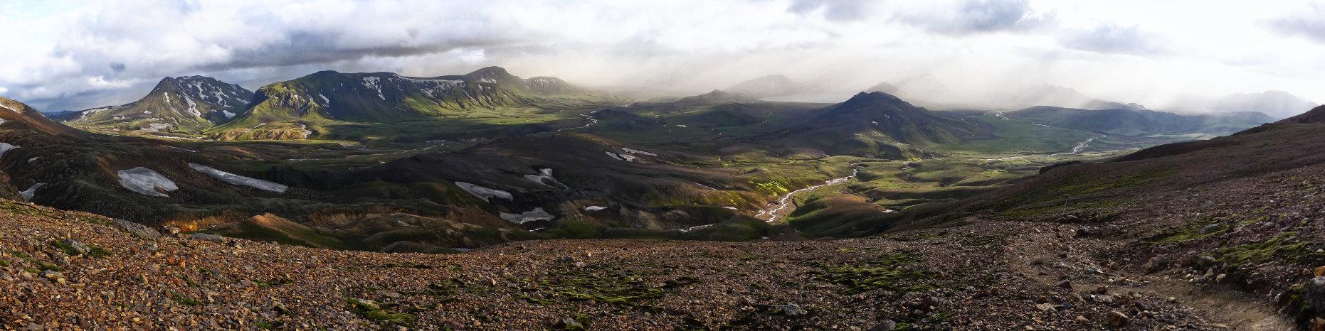 Fjallabak et le trek du Laugavegur feature image